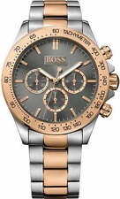 Hugo Boss - Ikon Men's Sport Chronograph Steel Watch - 1513339 MSRP $475