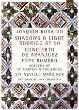 Joaquin Rodrigo: Shadows & Light, Rodrigo at 90 - Concierto de Aranjuez, New DVD