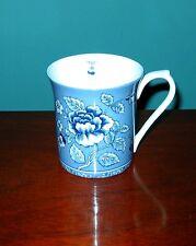 """QUEEN'S China Tea Mug """"Albertine"""" Made in India   Est. 1795"""