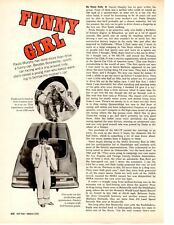 1970 PAULA MURPHY / RACE CAR DRIVER ~ ORIGINAL 3-PAGE ARTICLE