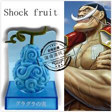 One Piece OP Shock-Fruit 7cm Figure Edward·Newgate Character Shock Devil nut toy