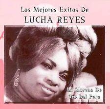 Los Mejores Exitos de Lucha Reyes:La Morena de Oro del Peru (CD 1999) LATIN NEW