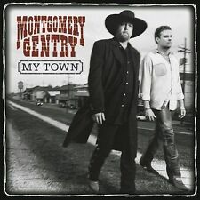 Montgomery Gentry - My Town CD BRAND NEW! STILL SEALED!!