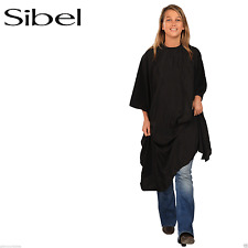 SIBEL Economyss 2 Gown - Polyester Hairdressing Barbering Cutting Gown Cape