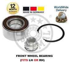 FOR FIAT FIORINO 225 1.4 NATURAL 10-2009  FRONT WHEEL BEARING KIT FITS LH / RH