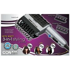 Conair 1875 Watt 3-in-1 Unisex Hair Styler Dryer 1 ea