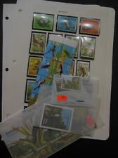 JAMAICA : Beautiful collection. All VF MNH. Mostly Birds Topical. Scott Cat $80.