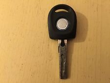 VW GOLF Polo Lupo ONE BUTTON REMOTE KEY FOB GENUINE