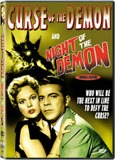 Curse of the Demon/Night of the Demon (2002, REGION 1 DVD New) CLR/CC/WS/FRA SUB