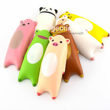 Squishy Random Cartoon Panda Bear Tiger Sheep Hand Pillow Soft Bead Kid Toy 1PCS