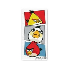 ANGRY BIRDS Bath/Beach Towel 140cm x70cm 100% COTTON