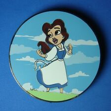 Belle Sing A Long Acme Disney Pin LE 250 RARE Beauty and the Beast
