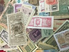 Currency of The World ... Every Lot is Different !!