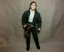 """Star Wars 12"""" Collection Han Solo in Bespin Clothing- (from 3 pack) 1998 ESB"""