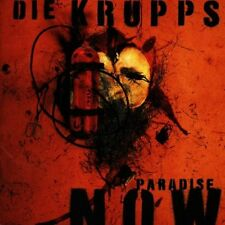 Die Krupps - Paradise Now  /  Our Choice  ROUGH TRADE  CD  1997