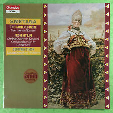 Smetana - The Bartered Bride - From My Life - Geoffrey Simon - LSO - ABRD-1149