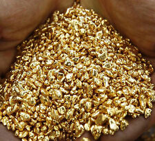 5 GRAINS 24K .9999+ CLEAN PURE SOLID SUPER REFINED GOLD SHOT,BAR 24/KT NOT SCRAP