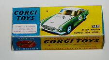 Reprobox Corgi Toys Nr. 309 - Aston Martin Competition Model