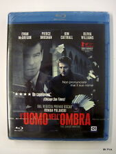 L' UOMO NELL' OMBRA The Ghost Writer 01 Distribution Blu Ray Disc Film Nuovo