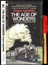 WW2 THE AGE of WONDERS Aharon Appelfeld. Nazi / Jewish HOLOCAUST story