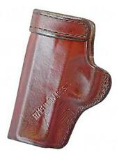 """Don Hume Clip On H715M Holster RH Brown 2"""" S&W J Frame Taurus 85 J168050R"""