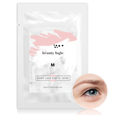 Ultra Invisible Fiber Lace Double Eyelid Tape/Instant Eyelid Lift Tape with Free