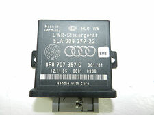 AUDI A3 8P XENON HEADLIGHT HEAD LAMP CONTROL MODULE UNIT 8P0 907 357 C REF322