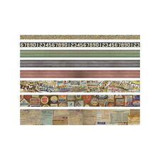 Tim Holtz Idea-ology TRAVEL Design Tape Paperie TH93352