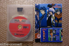 Shikigami no Shiro 2 Sega Naomi GD Rom Arcade Game Japan