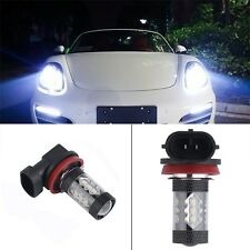 1920LM LED H11 DRL Fog Light LED High Power 80W Super White Projection DRL VB
