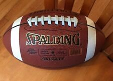 Spalding Advance Soft Tack Composite Football
