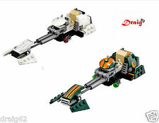 Lego Star Wars - Ezra's and Imperial Speeder Bikes from 75090