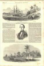 1852 Military Colonisation French Guiana M De Casablanca