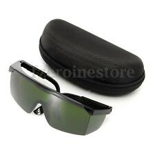 Laser Safety Goggles Glasses Protective Eyewear 200-540nm/532nm & Glasses Box