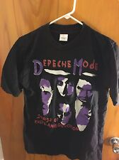 Depeche Mode 1993 Songs Of Faith And Devotion Tour T-Shirt Large