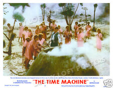 THE TIME MACHINE LOBBY SCENE CARD # 7 POSTER 1960 ROD TAYLOR YVETTE MIMIEUX