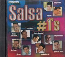 Jerry Rivera Rey Ruiz Gilberto Santa Rosa Tito Gomez Salsa #1 CD New Sealed