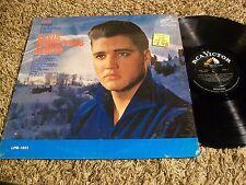 HIGH GRADE COPY Elvis Presley Elvis' Christmas Album RCA Victor MONO LP Shrink!