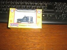 DIE-CAST - AUSTIN A-35 VAN - SECURICOR RADIO PATROL  - 00 gauge / 1:76 model