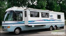 1999 NATIONAL TROPICAL 37' RV MOTORHOME - TWO SLIDES - SLEEPS 6 - LOW MILES
