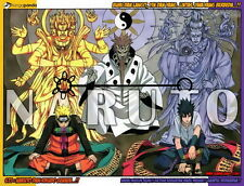 "153 Naruto - Uzumaki NINJA Fighting Hot Japan Anime 18""x14"" poster"