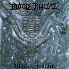 BLOOD RITUAL - Black Grimoire -  CD Limited Portfolio Edition of 3,000