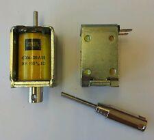 2x Binder Magnete Zugmagnet Elekromagnet 40 006-28A 09 24V 100% ED