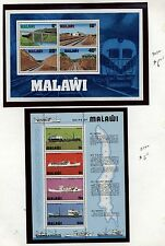 Malawi Topical collection FISH, Animals, Flowers ,ships  Mint Never Hinged