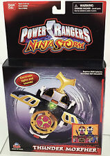 MORPHER~ Bandai Power Rangers~ HIGH GRADE SEALED~ NINJA STORM~Thunder Morpher~