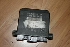 Mercedes W210 W208 W202 Right Door Lock Module A2108207626 OEM