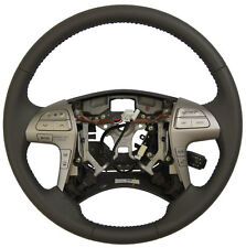 2007-2011 Toyota Camry Steering Wheel Md. Grey Leather New Complete 4510006E60B0