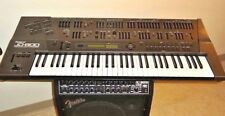 Roland JD-800 Synthesizer KeyBoard Prof.cleaned & Checked with Prof. star case