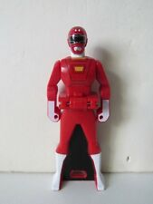 Power Rangers Kaizoku Sentai Gokaiger Tubro Red Ranger Key Super Megaforce