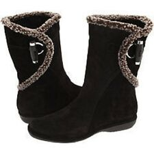 STUART WEITZMAN TOGGLE  SPORT SUEDE BOOTS SHOES 11/M NIB